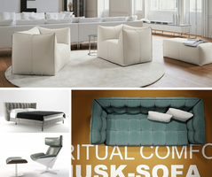 B and B Italia Collection @ Design Connected by designconnected