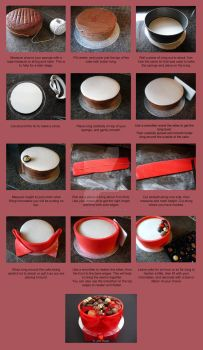 Tutoral - Chocolate Box Cake by ginas-cakes