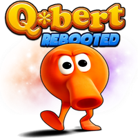 Q*bert Rebooted by POOTERMAN