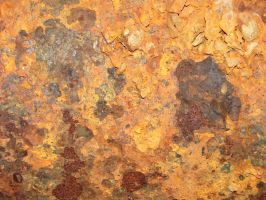 Metal Rust Texture 05 by FantasyStock