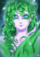 the dryad by tralala88