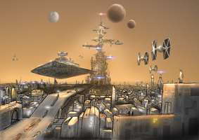 star wars shipyard by the-Higgins