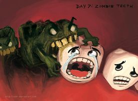 Join 30C - Zombie Teeth by sohlol