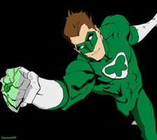 Power Ring (Forever Evil - new 52) by Ammar69