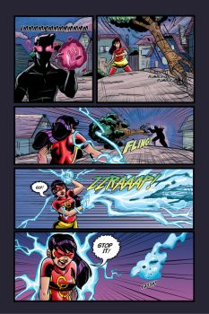 Preview - The Gamma Gals #1, Page 7 by ffnb