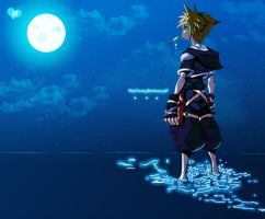 Dearly  Beloved KH- II by Arumy