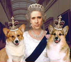 queen cage by gamergecko26