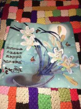 Cross stitch  by jennyh96