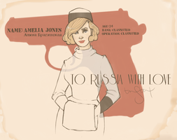 APH: The Spy by archaicacid