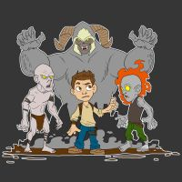 Uncharted Villains by Twinsvega