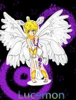 Digimon Frontier: Lucemon by PsycoTwinLover