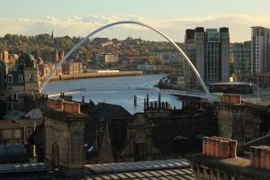 Newcastle Quayside by scotto
