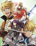 Tales of: Abyss x Vesperia by Lo-wah