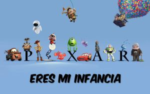 Tributo para Pixar by AndresToons