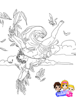 Icarus by Writer-Colorer