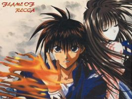 Flame Of Recca by Shosuke-San
