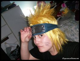 Me as Naruto by GD-Lolli