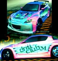 NFS:PS Mazda RX-8 by Maneir