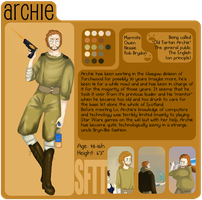 SftT Archie by lovinglolisa