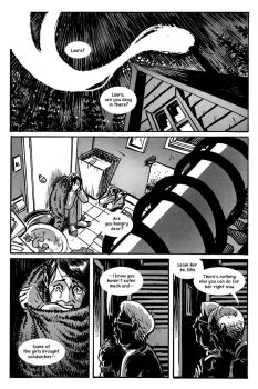 What Lives in The Woods Page 4. by JoeRuff