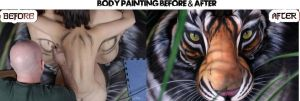 Body Painting by unitedcba