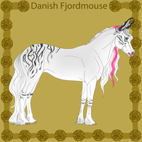 #06 Danish Fjordmouse Import [Sale] by MiusEmpire