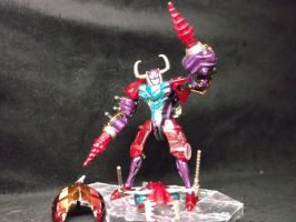 Beast Wars Transmetal Scavenger, aka Inferno by forever-at-peace