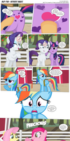 MLP: FiM - Without Magic Page 140 by PerfectBlue97