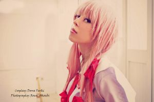 Gasai Yuno cosplay by dOoChann