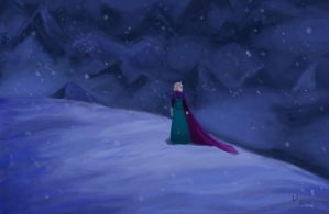 Kingdom of Isolation by LilBluestem
