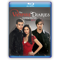 The Vampire Diaries Blu-Ray by Zakafein