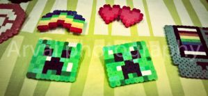 Creepers in love by Arvalus