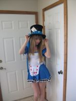 Alice In Wonderland - Mad As a Hatter by Kayla-Spicer