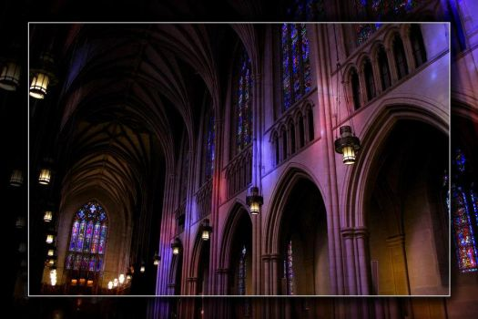 Duke Chapel by thaimonkey