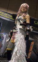 Lightning From Final Fantasy 2/2 by Typical-Mental