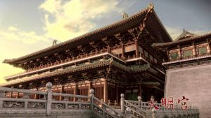 Daming palace-Linde hall 2 by Marc008