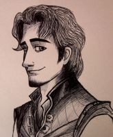 Wanted: Flynn Rider by Nonsensicle