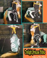 Princess Midna -photo retake- by LightningSilver-Mana