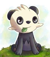 Pancham goes Cham~ by Trozte