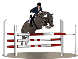 Kicks - Spring into Summer Minishow by RoyalHunterStables