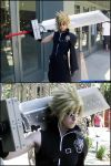 FF7 AC Cloud Strife - Cosplay by pikminlink