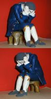 Louis sculpture by EldalinSkywalker