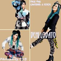 Pack PNG Demi Lovato By Photopacks OYB by Candy4354