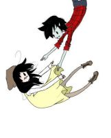marshall lee x rie by rie-ushio