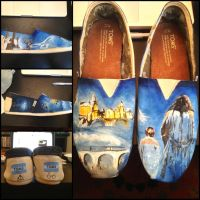 Harry Potter 1-7 Toms by Sampl3dBeans