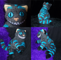 Commission: Cheshire Cat finished by goiku
