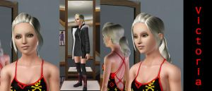Victoria Wesker Teen Edition by Frigidchick