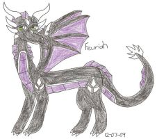 Feuriah by 12051993