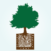 Squared Root Mobile Logo by alan-cooper