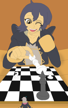A Game of Chess by Final7Darkness